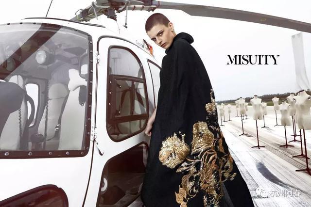 MISUITY米休緹米蘭時裝周S/S 2020發布·東方禮贊 蓄勢啟