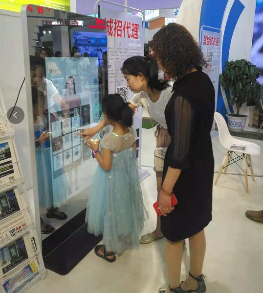 互联网新零售生活馆给你推荐一款智能试衣镜