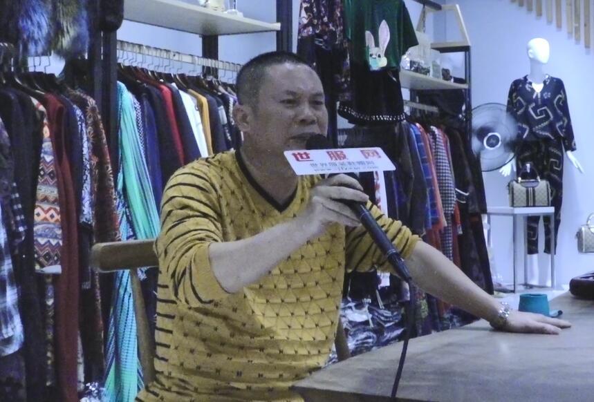 品牌推薦:源于香港生于虎門十多年的不斷付出與創新成就了女裝一片天
