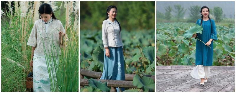 木棉道潮流:姑娘们买一件汉服,表示我是一个中国人