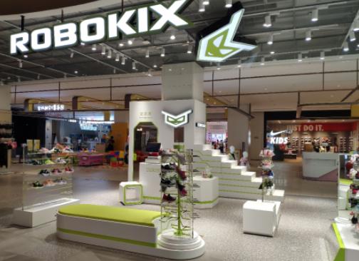 ROBOKIX入驻福州万象里,引领儿童时尚新风向!