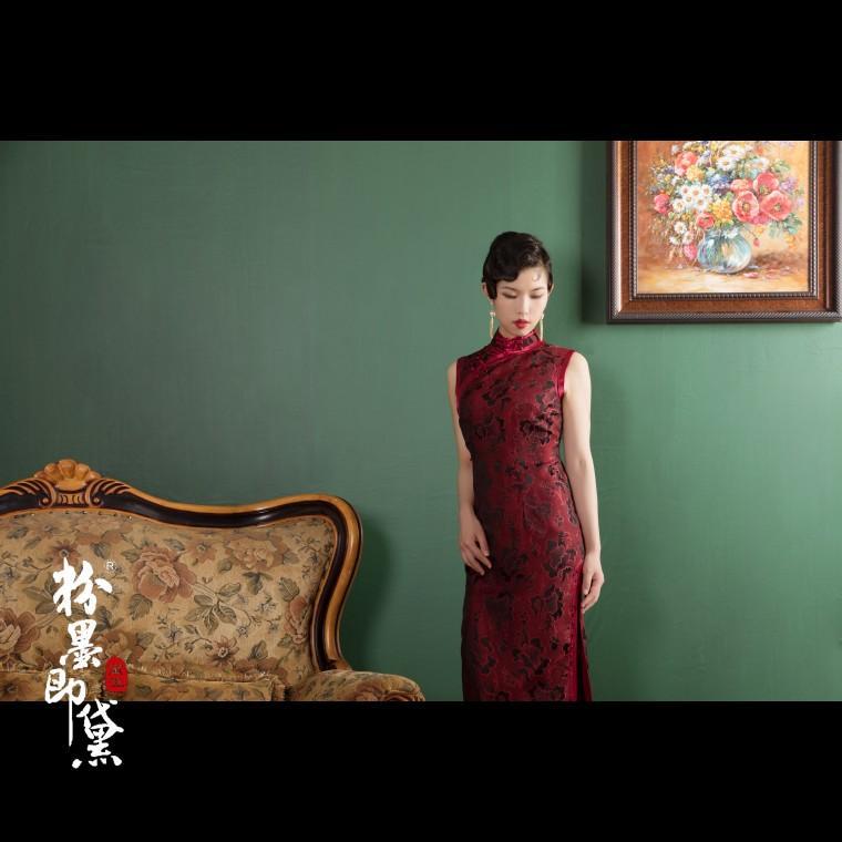 以服装来表达自己的态度——访粉墨即黛设计总监张代玉女士