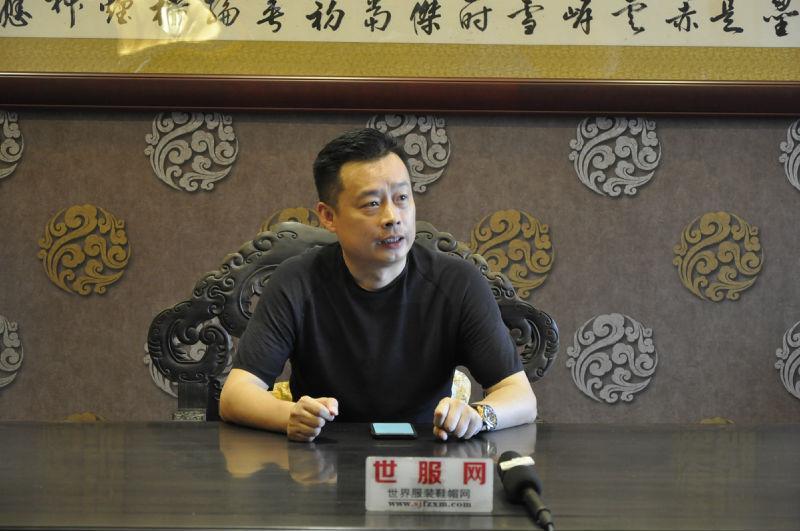 独家专访:陈锦康董事长讲述波特邦威发展历史