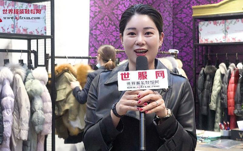 虎门服交会:玫瑰欧ROSEEUROPE汇集欧韩时尚精髓彰显现代女性魅力