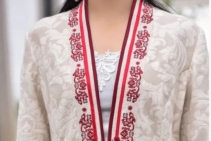 木棉道 | 时尚的女人都穿中国纹,因为……