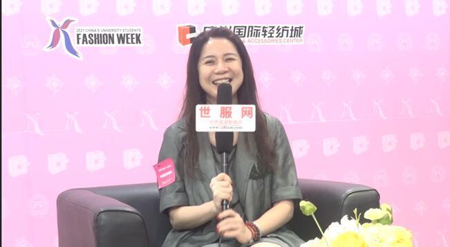 香港服装学院:专访2021大学生时装周银奖作品《战·疫》获得者邓淼玲