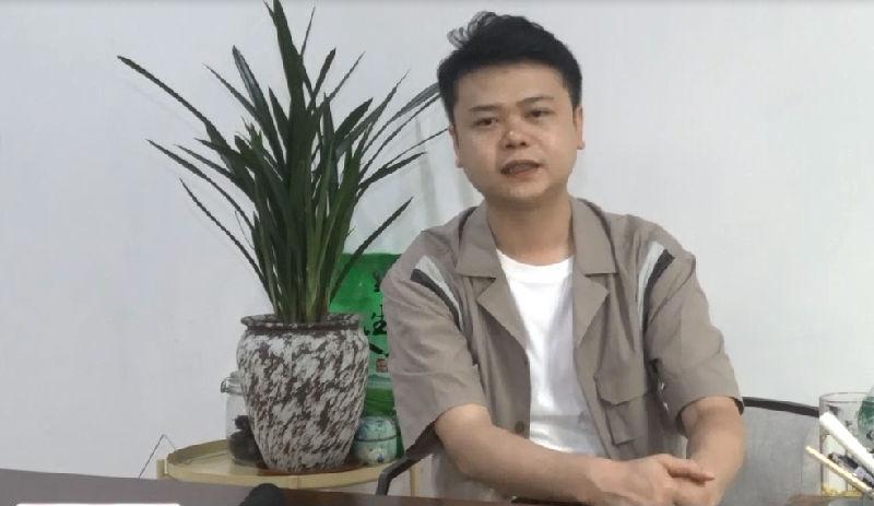 獨家專訪:90后創始人 李新華董事長 暢談森圖服飾 的創業歷程