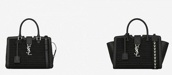SAINT LAURENT 推出日本限定系列包袋 风琴包和相机包