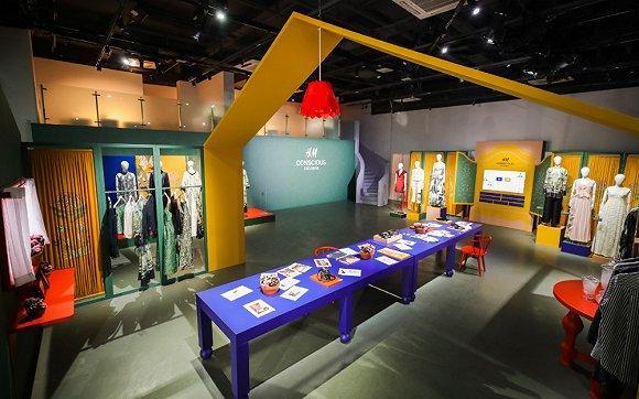 可持续时尚 H&M2018环保自觉行动限量系列上海发布