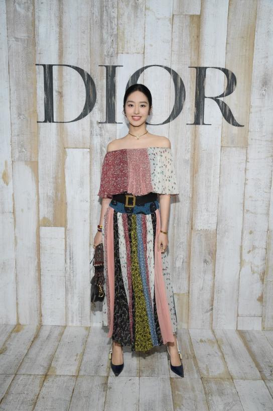 时尚演绎又性魅力 Dior迪奥二零一九早春成衣系列