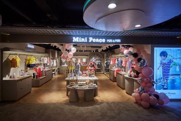 Mini Peace2018夏迪士尼玩具总动员合作系列