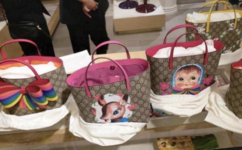 奢侈品童装开始流行!小红书上童包也开始热卖