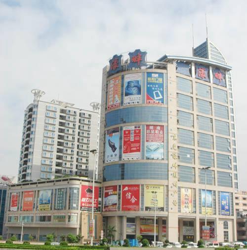 产业链集群效应使东莞各种配套设施十分完备。来源:网络