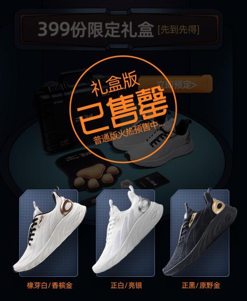 Hongxing Erqi, Running Shoes, Sold Out